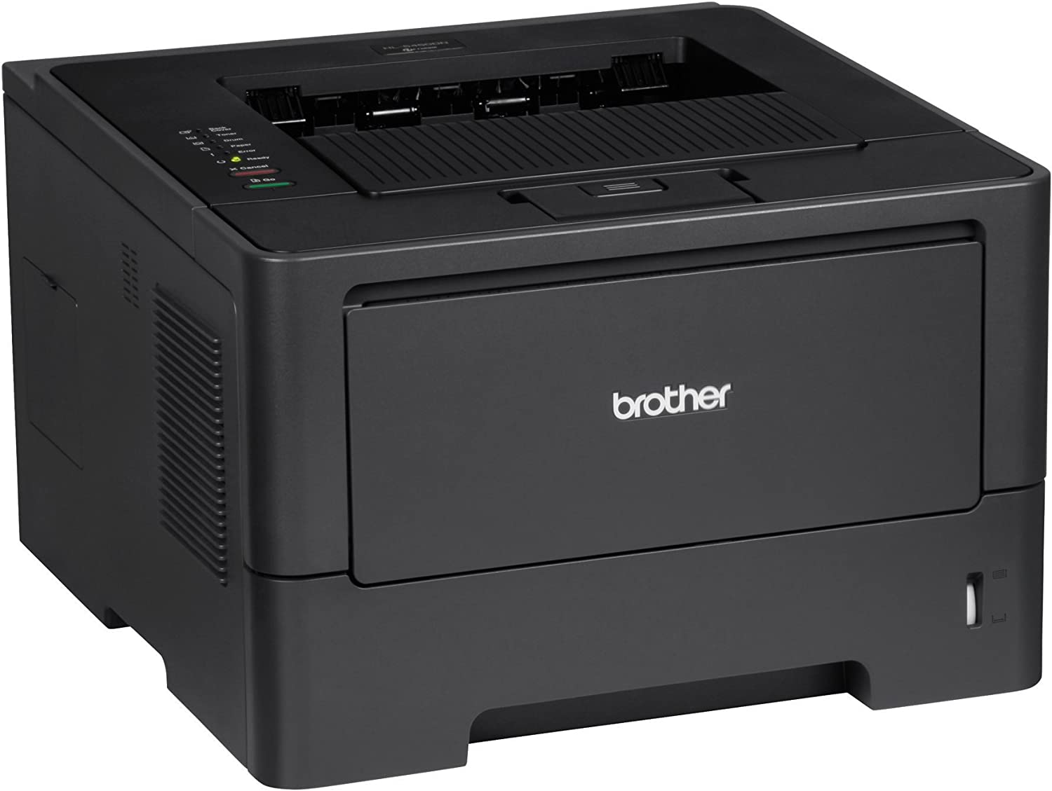 Brother HL5450DN High-Speed Laser Printer With Networking and Duplex, Amazon Dash Replenishment Ready