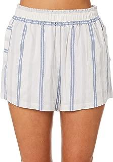 Elwood Women's Maxie Short Cotton Blue
