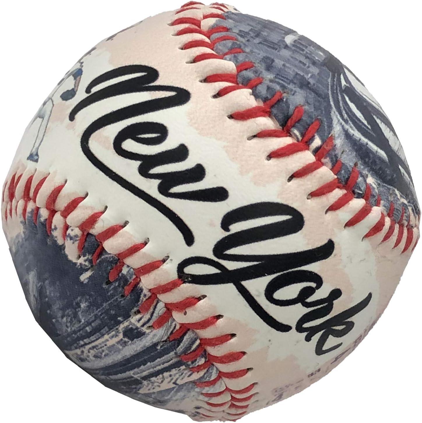 New York City Souvenir Baseball | Baseball for Men Women  Kids