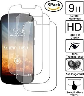 Guran 3-Unidades Protector de Pantalla Vidrio Cristal
