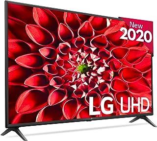 """LG 43UN7100ALEXA - Smart TV 4K UHD 108 cm (43"""") con Inteligencia Artificial, HDR10 Pro, HLG, Sonido Ultra Surround, 3xHDMI 2.0, 2xUSB 2.0, Bluetooth 5.0, WiFi [A]"""