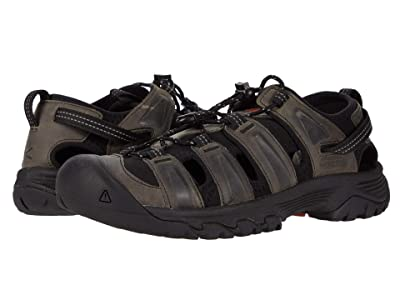 KEEN Targhee III Sandal (Grey/Black) Men
