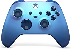 Xbox Wireless Controller – Aqua Shift for Xbox Series X S, Xbox One, and Windows 10 Devices