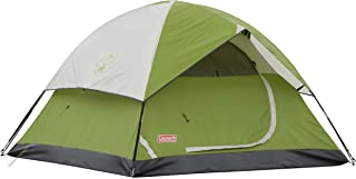 Coleman Dome Tent for Camping | Sundome Tent with Easy Setup for Outdoors