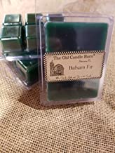 Old Candle Barn BALSAM FIR Wax Melts Set Of 3 ( 6-Cube Pack) Hand Poured - Perfect For Fall, Winter, Christmas, Or Everyday
