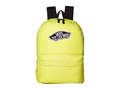 Vans Realm Backpack (Lemon Tonic) Backpack Bags