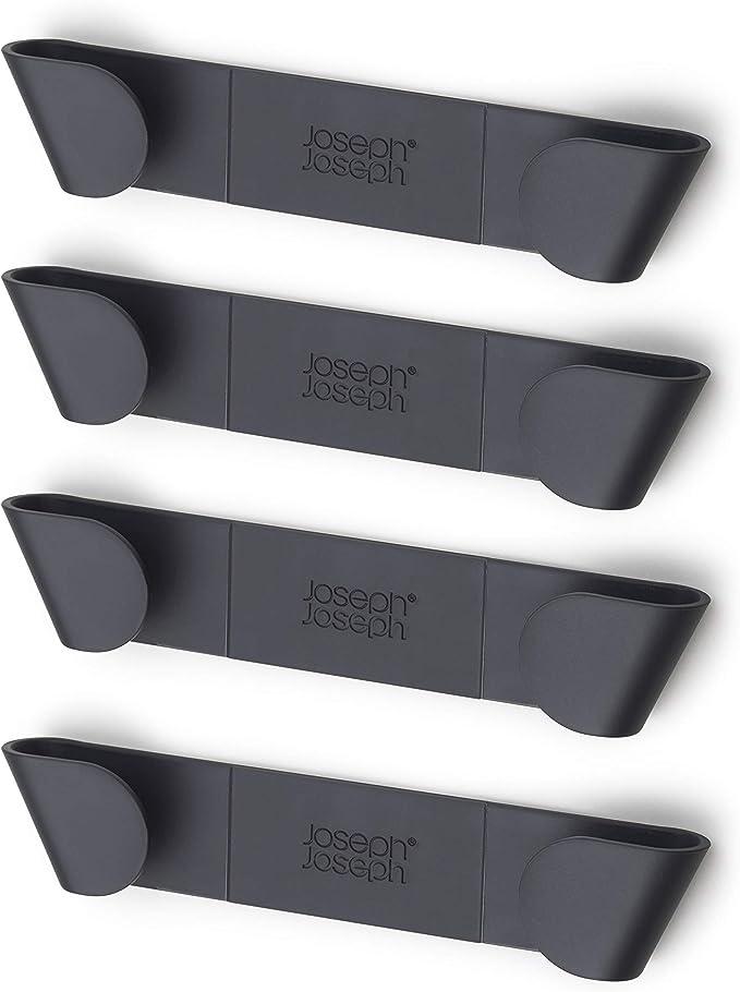 6400 opinioni per Joseph Joseph CupboardStore Set di 4 portacoperchi da pentole per armadietto-