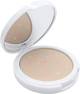 W7 | Flawless | A Pressed Mineral Powder | Hide blemishes,
