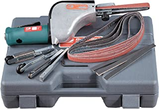 Dynabrade 14010 Dynafile Abrasive Belt Tool Versatility Kit, For 1/8-Inch - 1/2-Inch Width x 24-Inch Length Belts