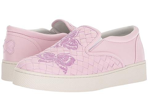 Bottega Veneta Intrecciato Butterfly Skate Sneaker