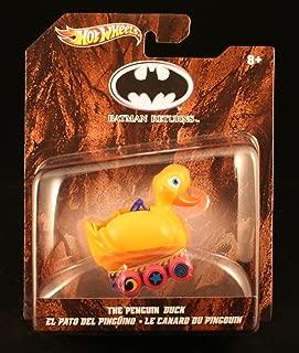 Hot Wheels The Penguin Duck Batman Returns 1:50 Scale 2012 Batman Series Vehicle