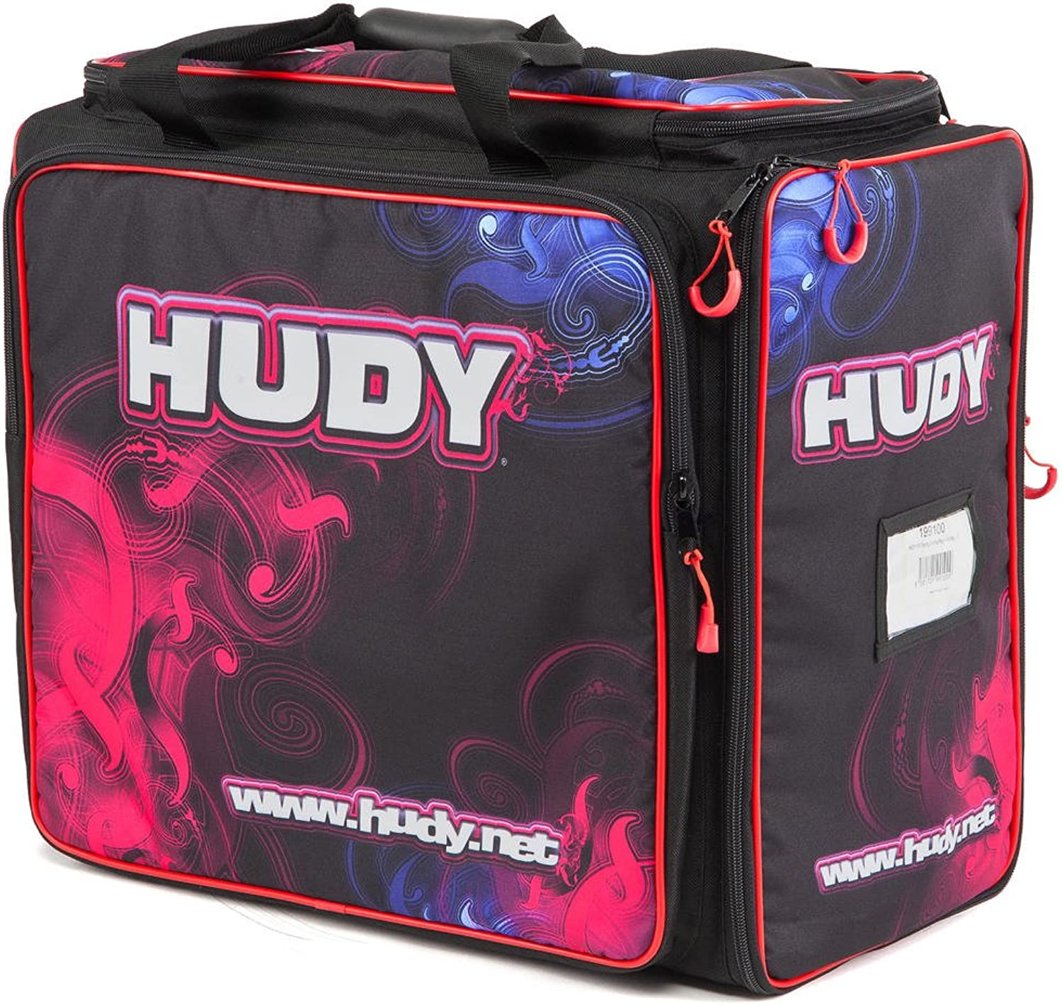 DY199100 - HUDY 1 10 TOURING CARRYING BAG + TOOL BAG - V2 - EXCLUSIVE EDITION   HUDY RC Car Performance Tools
