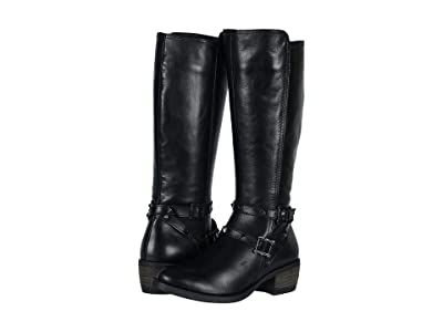 David Tate Novita (Black Calf Skin) Women