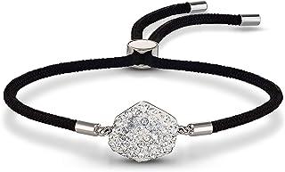 SWAROVSKI Women's Power Elements Crystal Cord Bracelet Collection