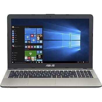 Asus F541NA-GQD33T 39,62 cm (15,6 Zoll matt) Laptop (Intel Celeron N3350, 8GB RAM, 1TB HDD, Intel HD Graphics, DVD-Laufwerk, Win 10 Home) schwarz
