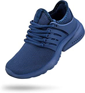 Troadlop Kids Sneaker Lightweight Breathable Running Tennis Boys Shoes