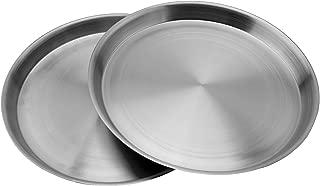 Best metal serving plates Reviews