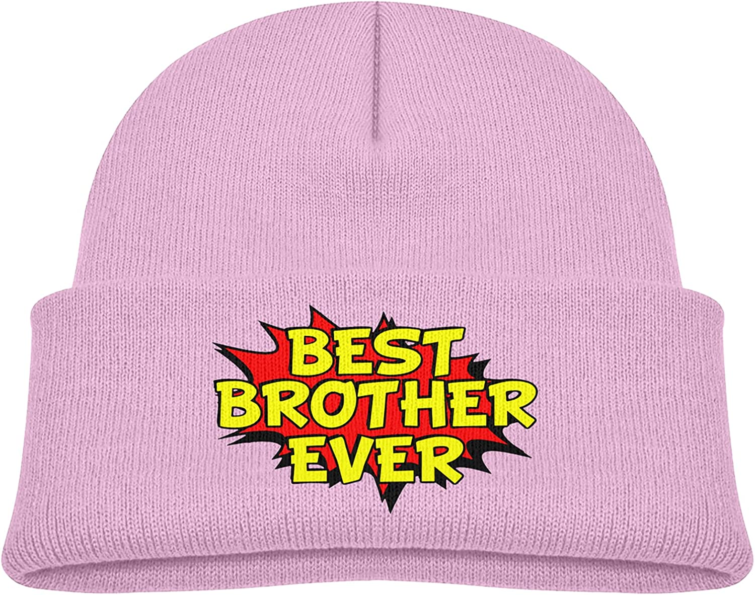 Best Popularity Brother Ever Trendy Skull Beanie Winter Hats Hat Knit Clearance SALE! Limited time!