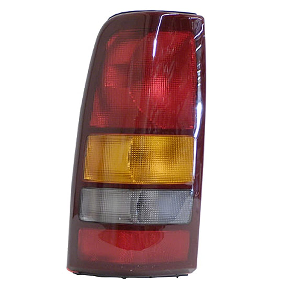 OE Replacement CHEVROLET PICKUP_CHEVY_SILVERADO Tail Light Assembly (Partslink Number GM2800173)