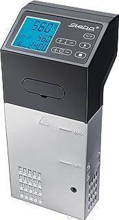 Steba SV 100Professional Cuiseur sous vide de puissance de la pompe 7,5L/min, 1500W - Noir, acier inoxydable