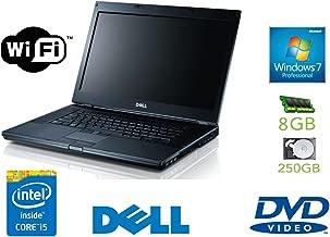 Dell Lattitude E6410 Laptop Core i5 560M 2.66Ghz 250GB 8GB DVDRW Win 7 Pro 64Bit