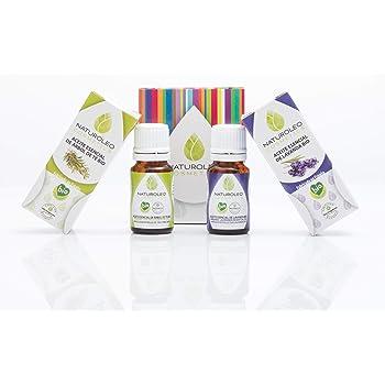 Naturoleo Cosmetics - Aceite Esencial de Árbol de Té BIO + Aceite ...