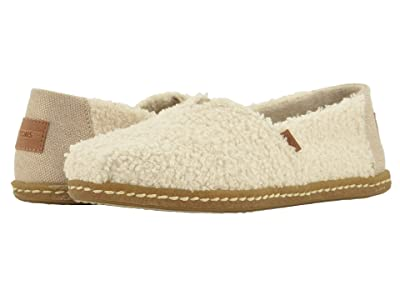 TOMS Alpargata (Plush Shearling) Women