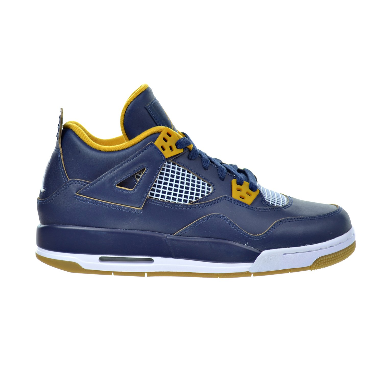 Jordan Nike Kids Air 4 Retro BG Basketball Shoe