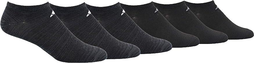 adidas Men's Superlite No Show Socks (6-Pair)