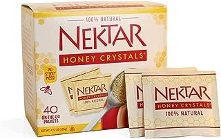 NEKTAR HONEY CRYSTAL PACKET GO