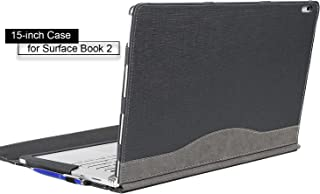 pu leather laptop case