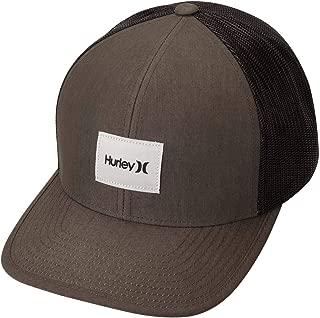 Hurley Men's Surf Company Hat Mesh Trucker Adjustable Sun Protection Cap Bio Washed