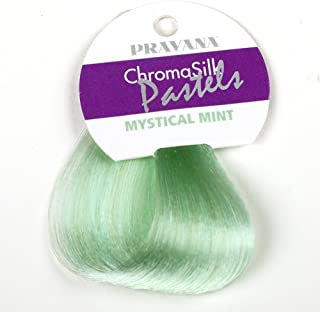 Pravana ChromaSilk Pastels - Mystical Mint (3oz)