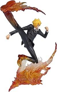 Figurine - One Piece - Sanji Diable Jambe Premier Hachis Sh Figuarts Zero 16 cm