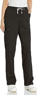 WonderWink Women's Size Wonderwork Straight Leg Cargo Scrub Pant Tall