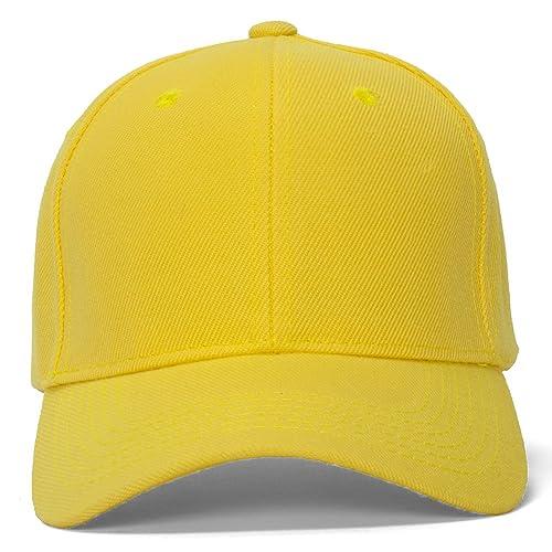 TOP HEADWEAR Adjustable Baseball Structured Cap Hat