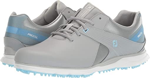 Grey/Light Blue