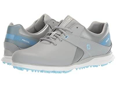 FootJoy Pro SL (Grey/Light Blue) Women