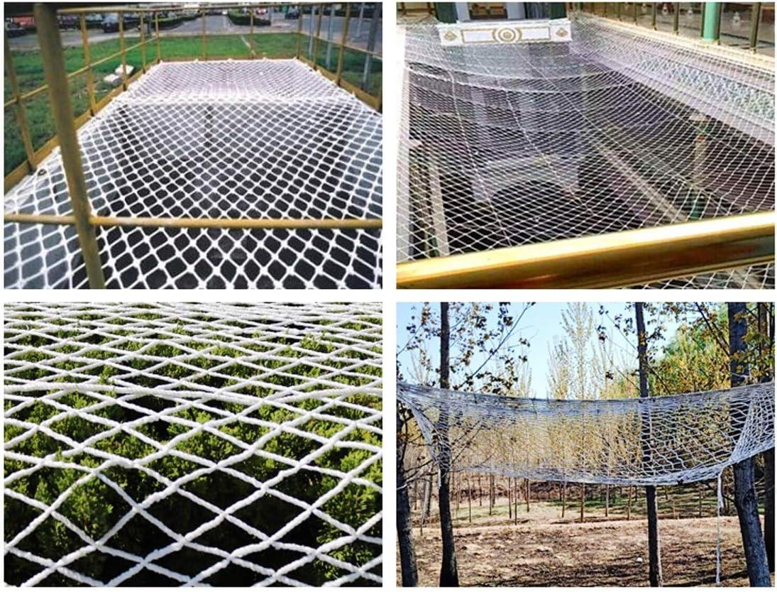 Size : 1x3m en Exteriores 6mm//5cm Multi-tama/ño Azul Redes De Malla Tarea Pesada Enrejado para Plantas Trepadoras Red De Cuerda Decoraci/ón Cerca Neta Bajo Techo