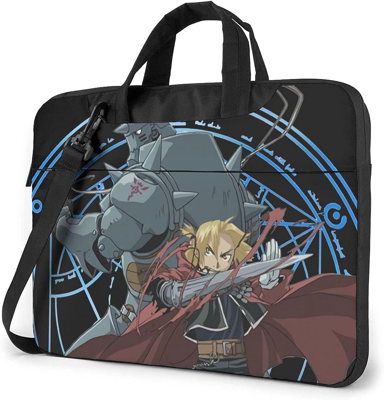 Fullmetal Alchemist unisex Laptop Bag Inch C Men Women For Fees free!! Case