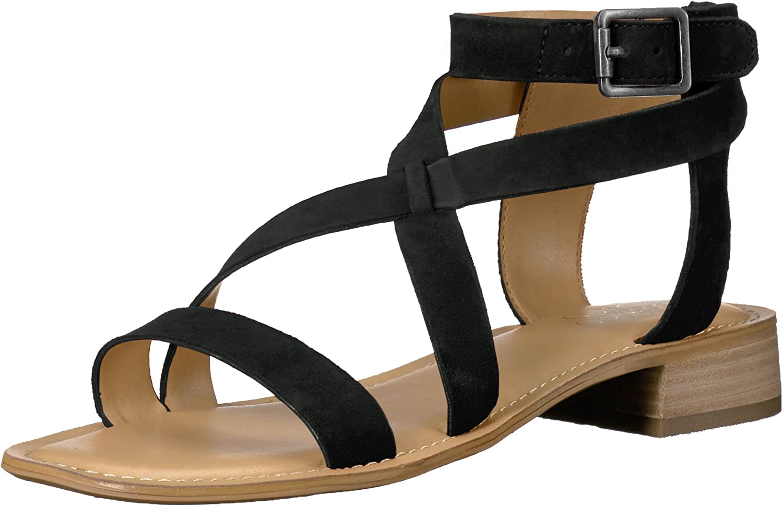 Franco Sarto Womens Alora Dress Sandal