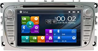 $392 » Wince 6.0 Car Stereo Radio GPS Navigation Head Unit HD Touch Screen Sat Nav DVD Player Phone Control Bluetooth SWC for For...