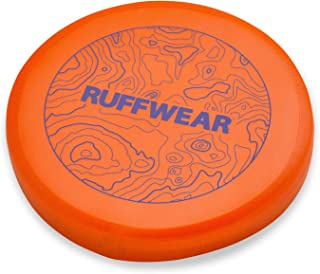 RUFFWEAR, Camp Flyer Dog Toy, Lightweight and Flexible Disc for Fetch