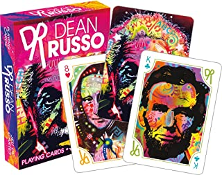 Aquarius Dean Russo Pop Culture Playing Cards Playing Cards
