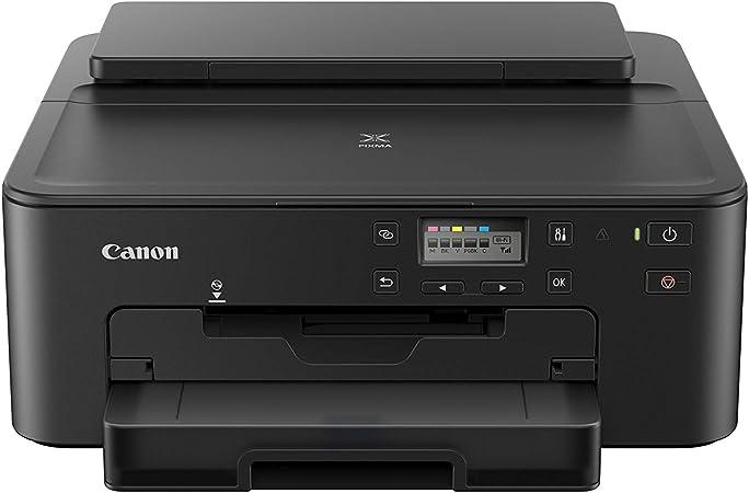 Canon Pixma Ts705 Printer Ink Jet Din A4 Black Amazon De Computer Accessories