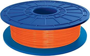 Dremel PLA 3D Printer Filament, 1.75 mm Diameter, 0.5 kg Spool Weight, Orange