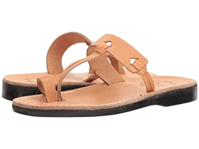 Jerusalem Sandals David (Tan) Women