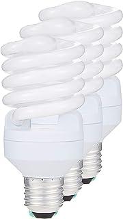 OSRAM Duluxstar Mini Twist Compact fluorescent Spiral Bulb, Cool Day Light, Pack of 3