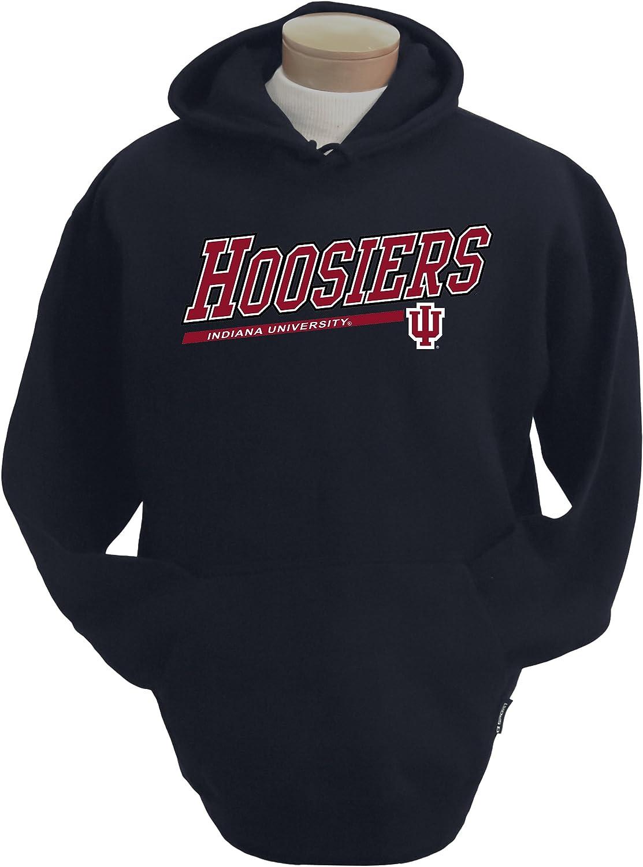 マーケティング NCAA Men's Indiana Hoosiers Zooey NEW ARRIVAL Sweatshirt Hooded