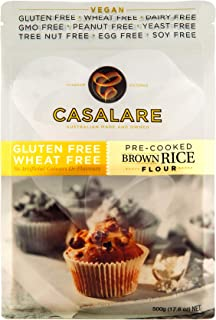 Casalare Pre-Cooked Brown Rice Flour 500 g